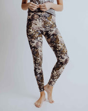 Falling For Floral Leggings