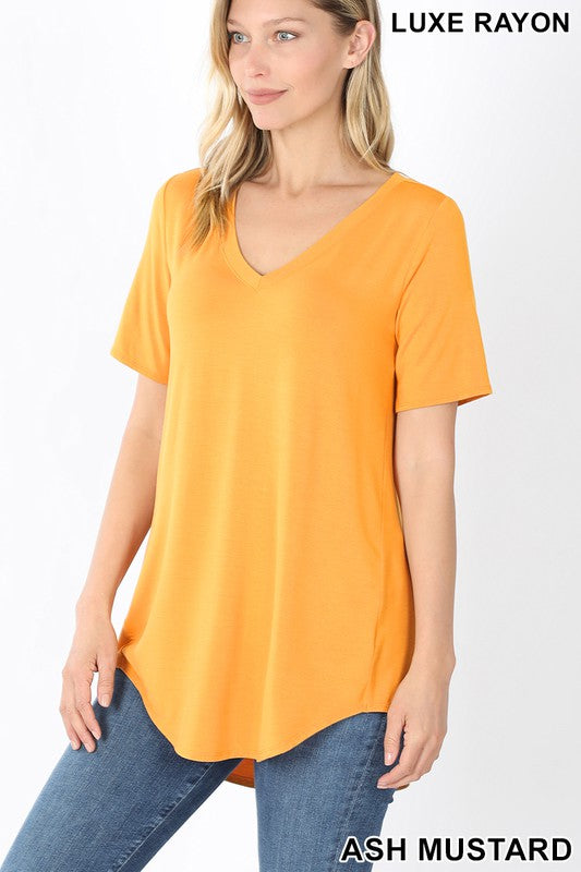Butter Soft V-Neck