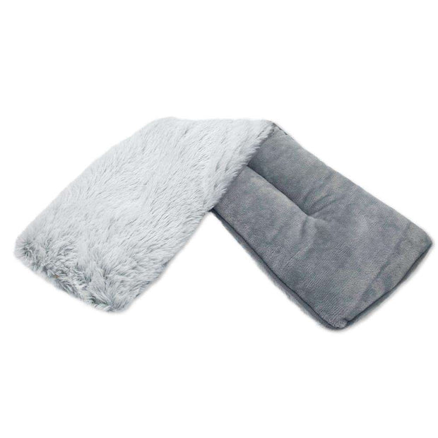 "Marshmallow Gray Warmies® Therapeutic Neck Wrap (19"")"