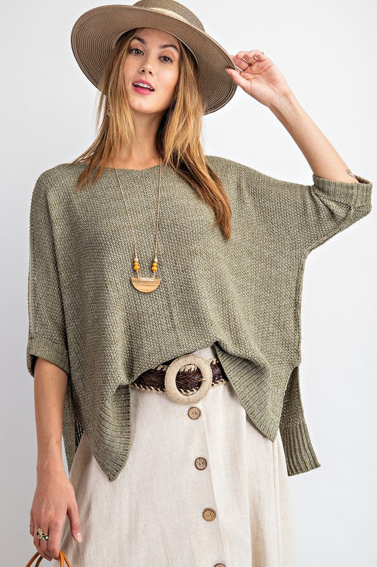 It's a Breeze Sweater