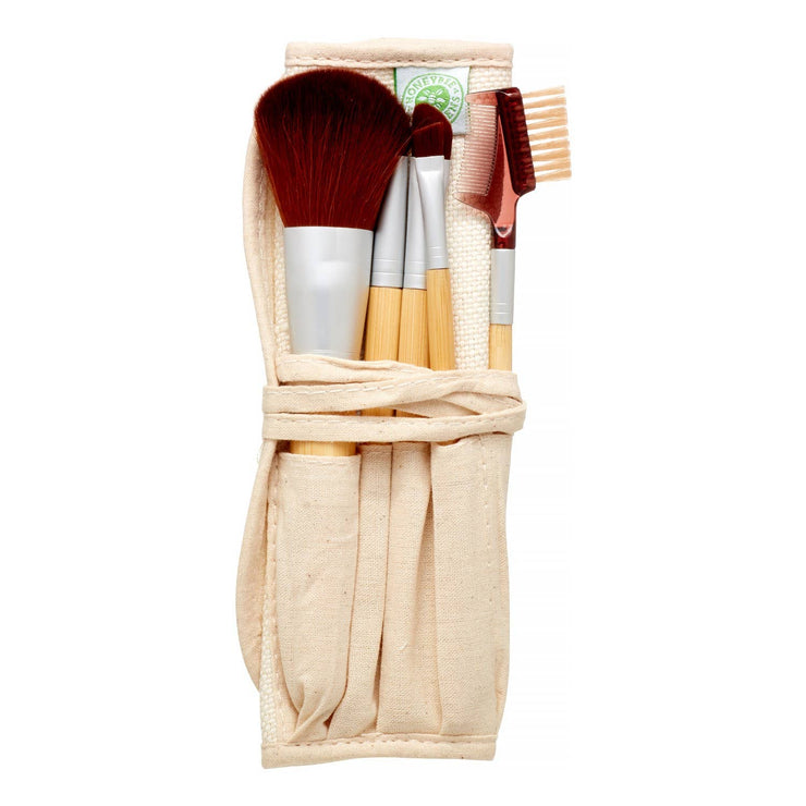 Eco Friendly Professional Brush Set
