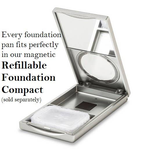 Pressed Mineral Powder Foundation - Supernatural