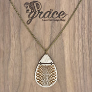 Soho Wood Necklace