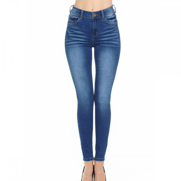 High-rise Classic 5-Pocket Skinny Jean