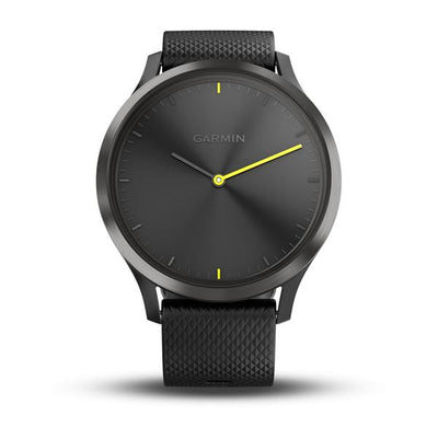 vívomove® HR Sport (Black)