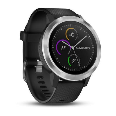 vívoactive® 3 (Black Stainless Steel)