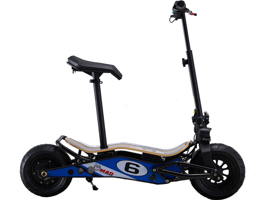 MotoTec MiniMad 800w 36v Lithium Electric Scooter