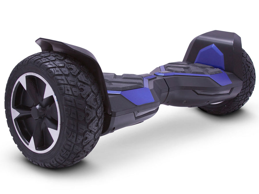 MotoTec Self Balancing Ninja 36v 8.5in Blue