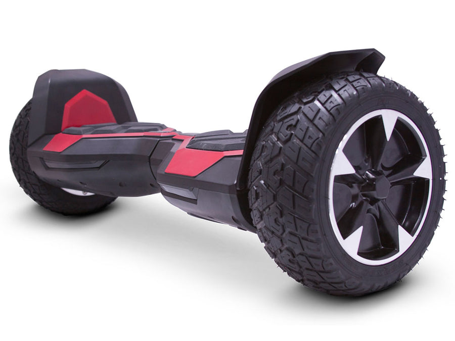 MotoTec Self Balancing Ninja 36v 8.5in Red