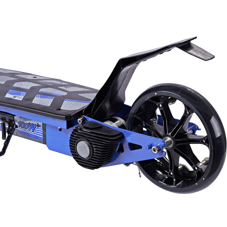 UberScoot 100w Electric Scooter Blue