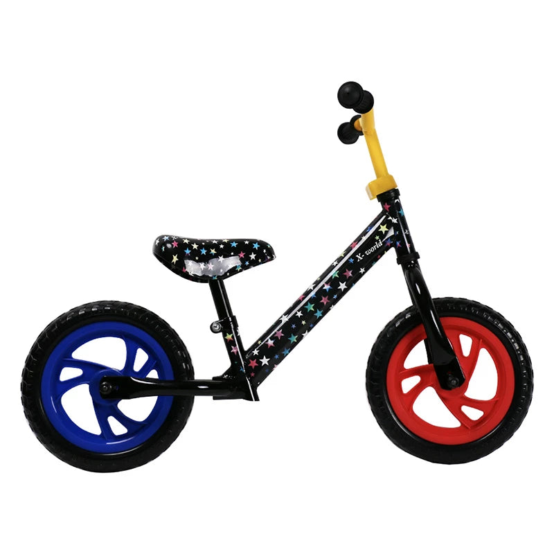 Balance Bike Kids Scooter with the Stars
