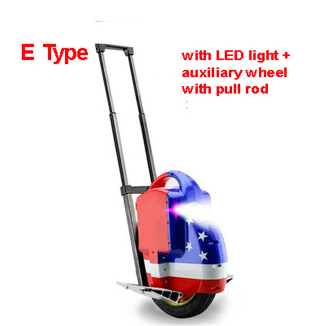 Solowheel Unicycle Electric Hoverboard Smart Board