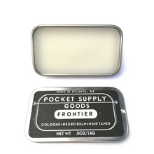 Pocket Supply Goods Men - Accessories - Hair Accessories Frontier / Sandalwood & Fig Scented Grooming Balm