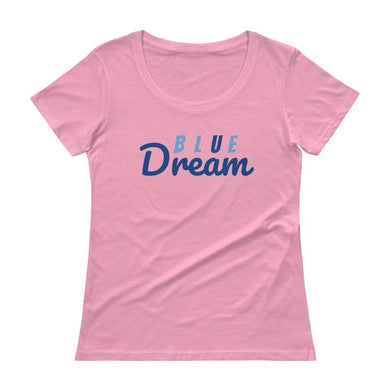 The Red Panda Collective CharityPink / XS Ladies Blue Dream Tee! Rock your favorite!