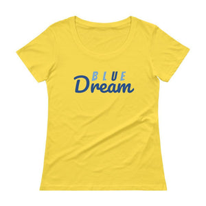 The Red Panda Collective Lemon Zest / XS Ladies Blue Dream Tee! Rock your favorite!
