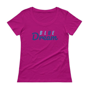 The Red Panda Collective Raspberry / XS Ladies Blue Dream Tee! Rock your favorite!