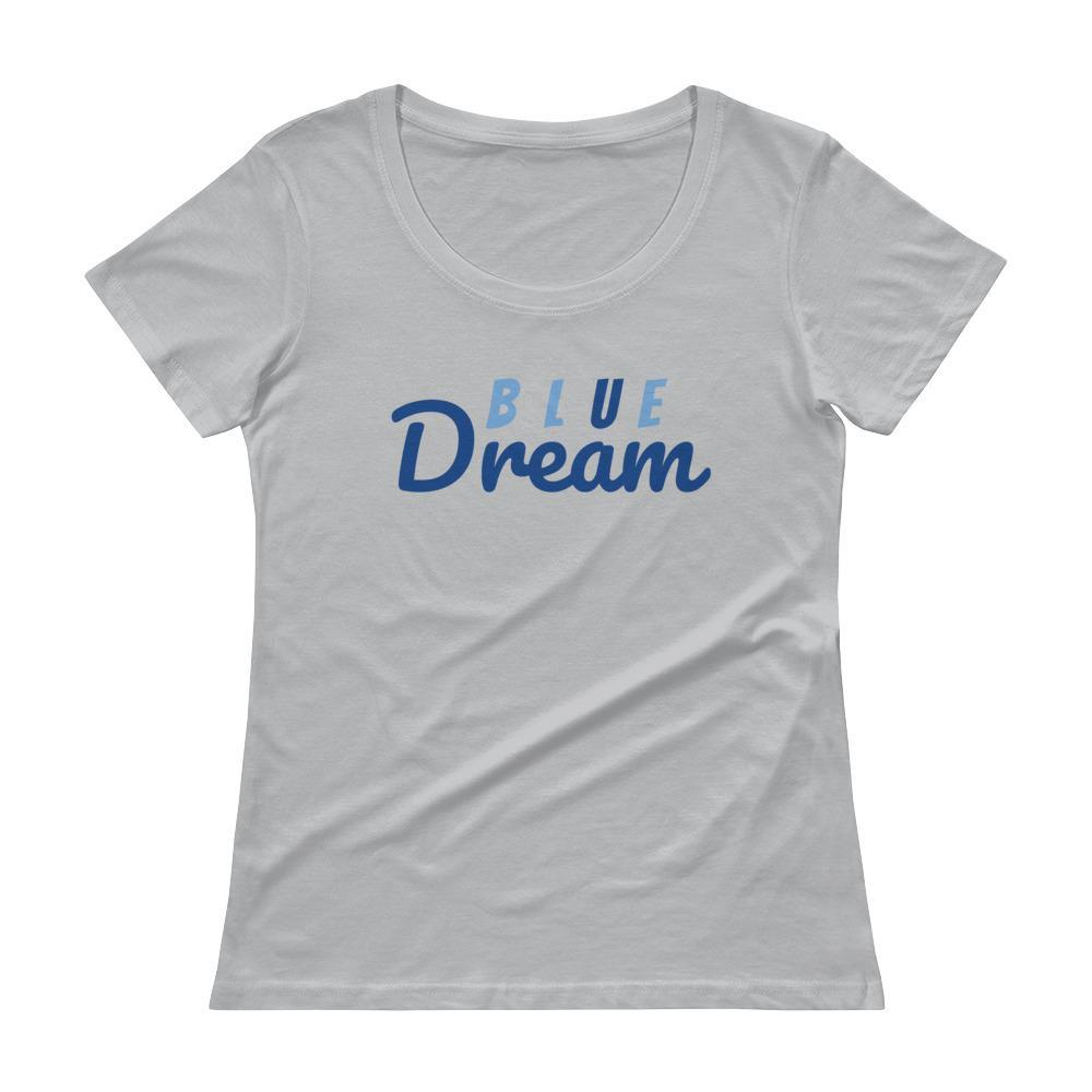 The Red Panda Collective Silver / XS Ladies Blue Dream Tee! Rock your favorite!