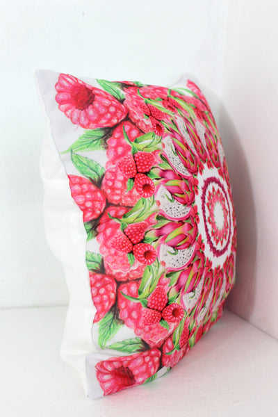 "Pillow Pink 16"" square"