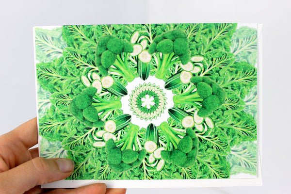 Greeting Cards Mandala Pack of 8
