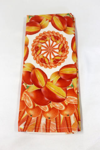 Tea Towel Orange