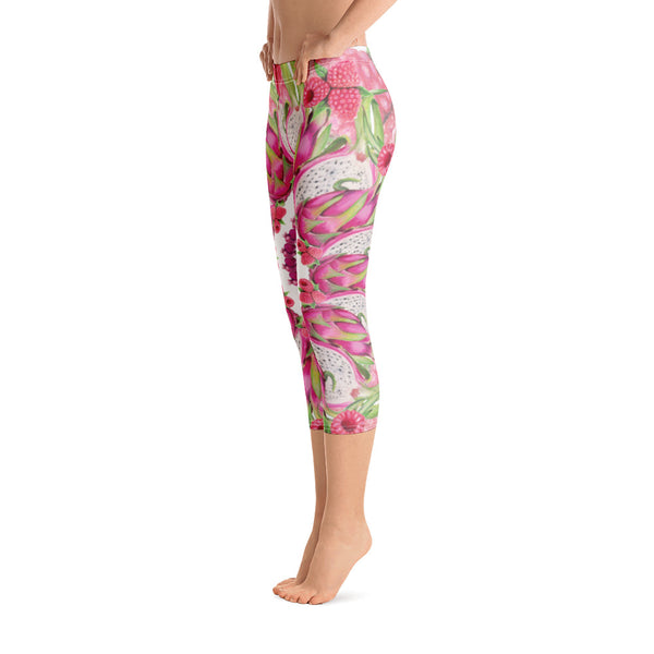 Capri Leggings Pink