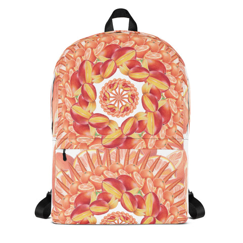 Backpack Orange