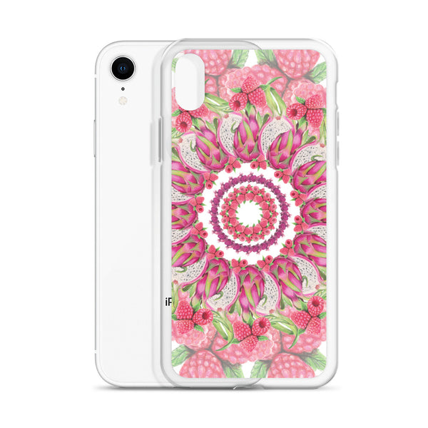 iPhone Case Pink Mandala
