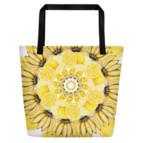 Beach Bag Yellow