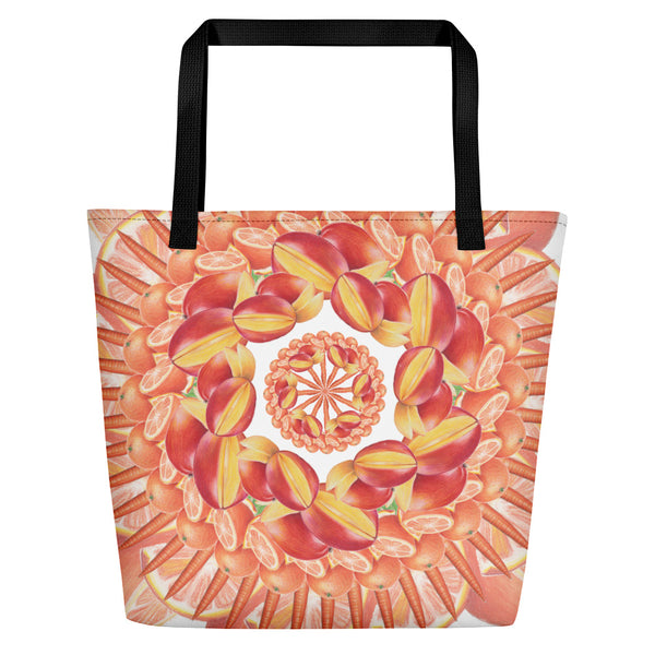 Beach Bag Orange