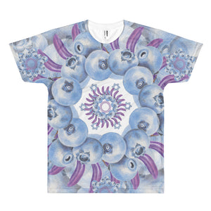Men's t-shirt Blue