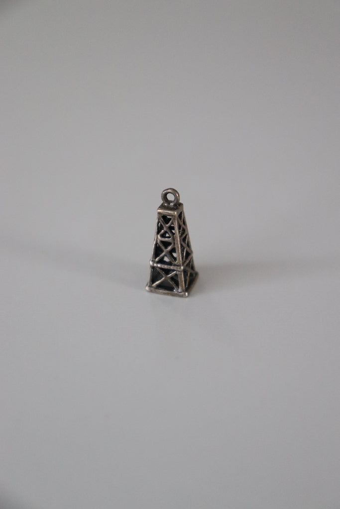 Tower Structure Charm