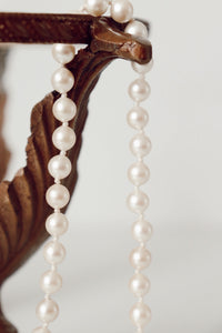 String of Pearls - 25.25""