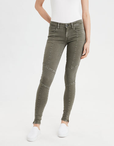 Jegging in Olive