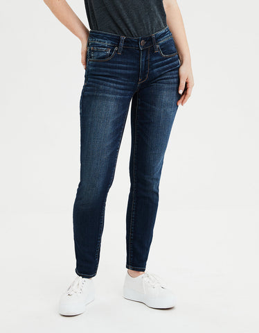 AE Ne(X)t Level Skinny Jean in Dark Cerulean