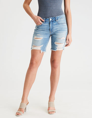 AE Tomgirl Bermuda Short  in Destroy Is A Thing