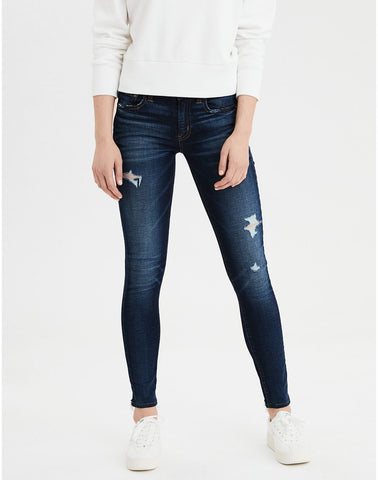 Jegging in Dark Vintage