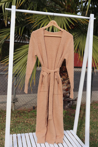 ONE SIZE - Bella Almond Robe