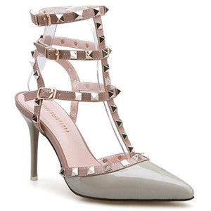 Rivets Design Sandals For Women