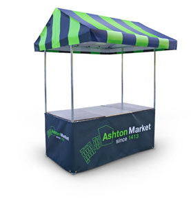 Custom Printed Shelter