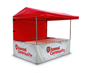 Marketing Stand for Football Clubs
