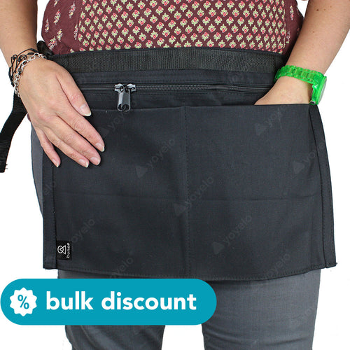 Bunse 4 Pocket Market Trader Money Belt