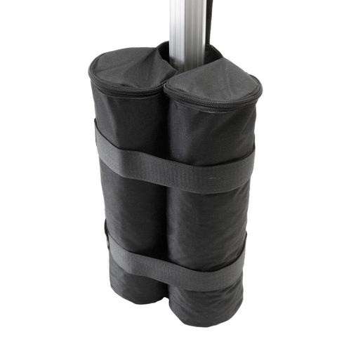 10kg Sand Bag Weight for Pop Up Gazebos and Market Stalls (4 pack)