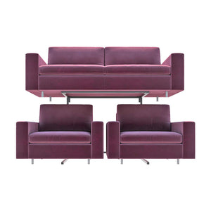 yeloStand® Ultra Heavy Duty Single Tier Sofa Display Stand (wheels optional)