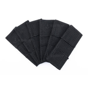 Bishop Heavy Duty Rot Proof Woven Nylon Jaw Covers for Spring Clamps