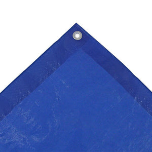 Blue Tarpaulin Medium Duty 110gsm