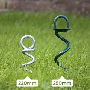 yeloStand® 220mm Soft Ground Anchor for Market Stalls and Pop Up Gazebos