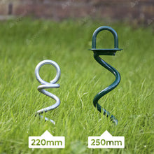 Load image into Gallery viewer, yeloStand® 250mm Soft Ground Anchor for Market Stalls and Pop Up Gazebos