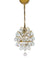 ML15904 Vinyard Crystal Pendant