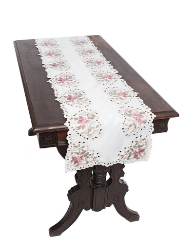 ML16131 Blush Table Runner