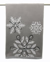ML16354 Glistening Snow Tea Towel